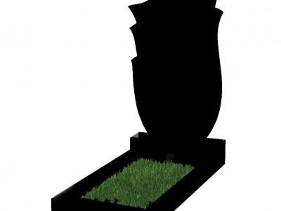 Памятник из гранита (арт - 55ML)